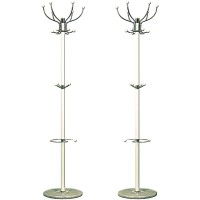 White Hat/Coat Stand