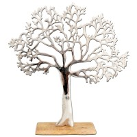 Aluminium Tree on Base