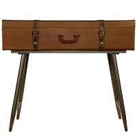 Suitcase Hall Table