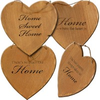 Heartwood Vintage Hearts