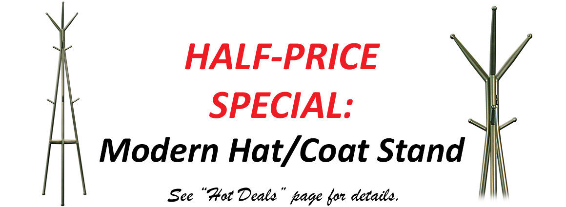 Hat/Coat Stand Special