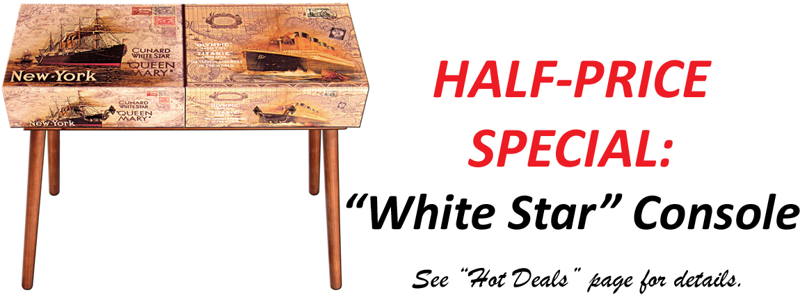 White Star Console Special